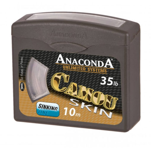 Nadväzcová stužená šnúrka Anaconda Camou Skin - Rybárske potreby LM Rybárstvo