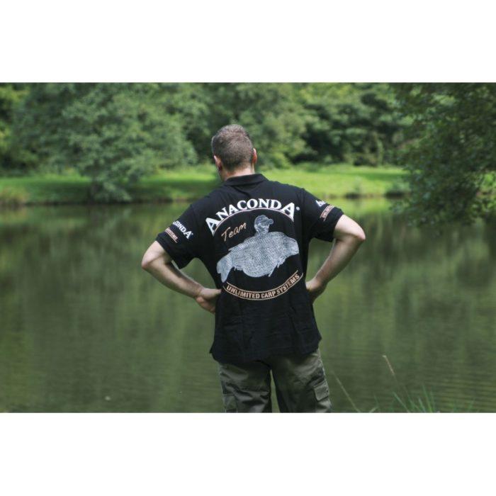 Tričko Anaconda T-Shirt - Rybárske potreby LM Rybárstvo