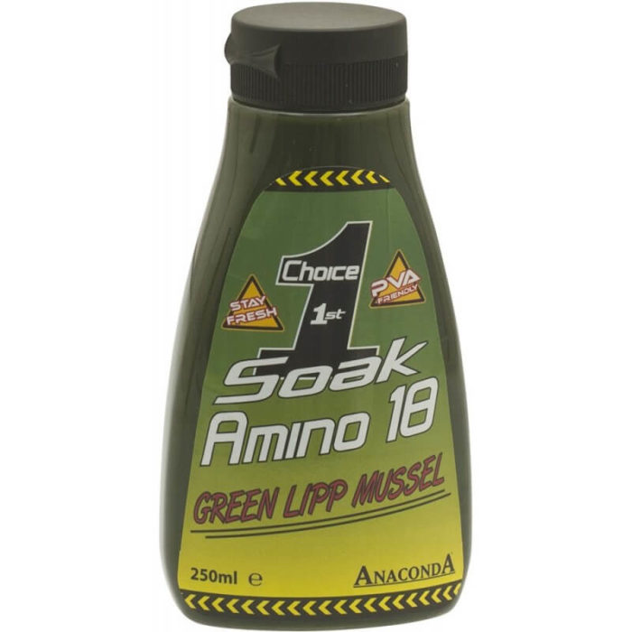 Extrakt Anaconda Soak Amino 18 - Rybárske potreby LM Rybárstvo