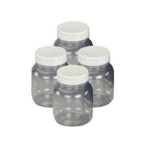 Plastové nádoby Anaconda Bait Box Clear