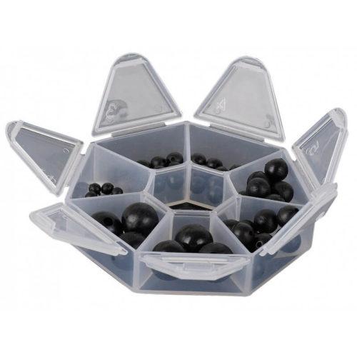 Sada stoperov Specitec Soft Rubber Bead Box - Rybárske potreby LM Rybárstvo