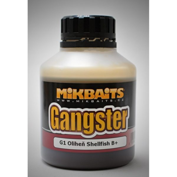 Booster Mikbaits Gangster- Rybarske potreby