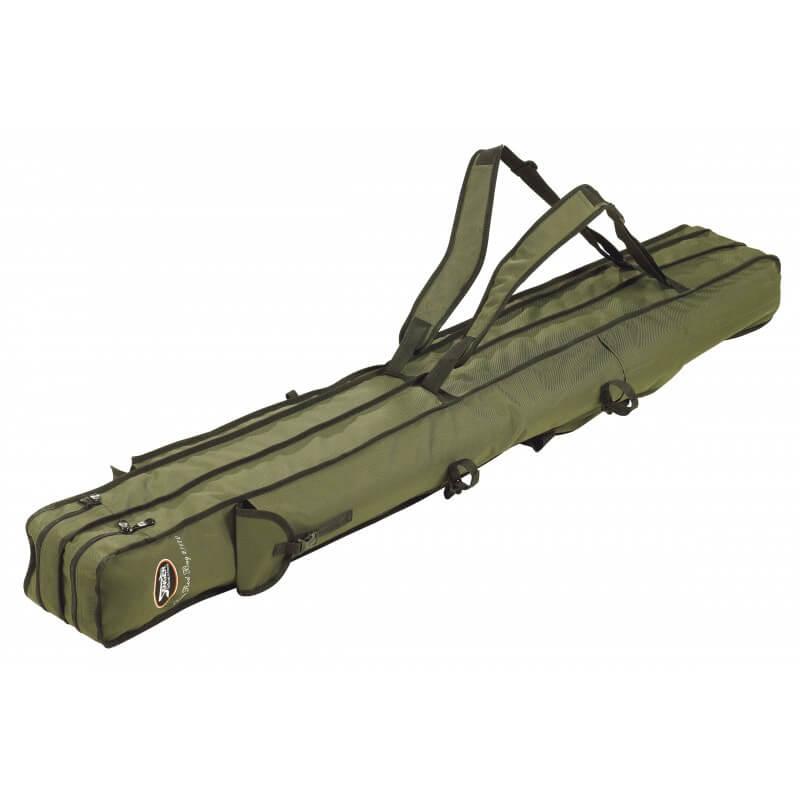 Dvojkomorové púzdro Specitec 2er Basic Rod Bag - Rybarske potreby