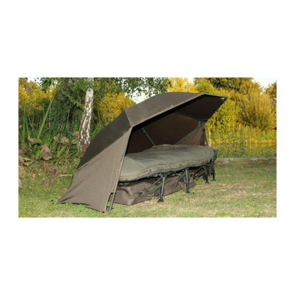 Dáždnikový prístrešok Nash Scope Recon Brolly – Rybarske potreby