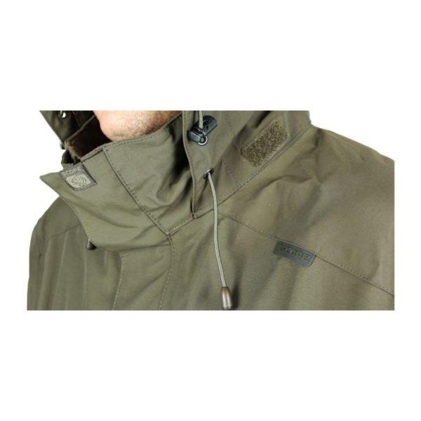Bunda Nash Scope Ops Rain Jacket- Rybarske potreby
