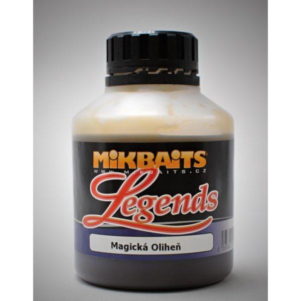 Booster Mikbaits Legends- Rybarske potreby
