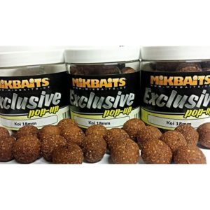 Plávajúce boilies Mikbaits Exclusive Pop Up