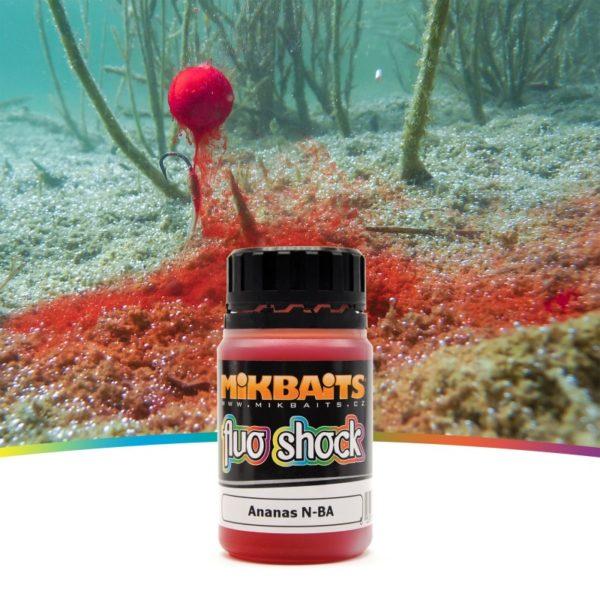 Fluo dip Mikbaits Fluo Shock – Rybarske potreby