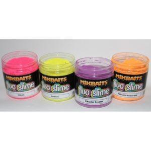 Práškový Fluo dip Mikbaits Fluo Slime