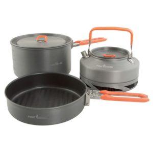 Trojdielna Sada Riadu FOX Cookware Medium