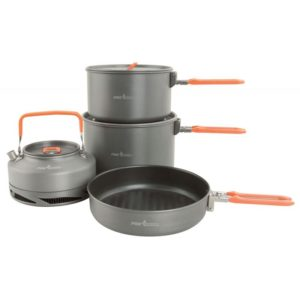 Štvordielna sada riadu FOX Cookware Large