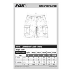 p 2 5 4 0 2540 thickbox default Kratke nohavice FOX Chunk Lightweight Cargo Shorts