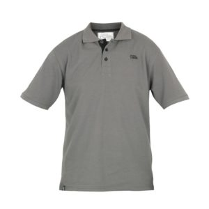 Polokošela FOX Chunk Polo Shirt Black/Grey