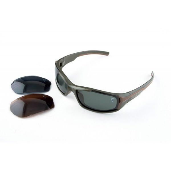 Polarizačné okuliare FOX Vario Polarised Eyeware