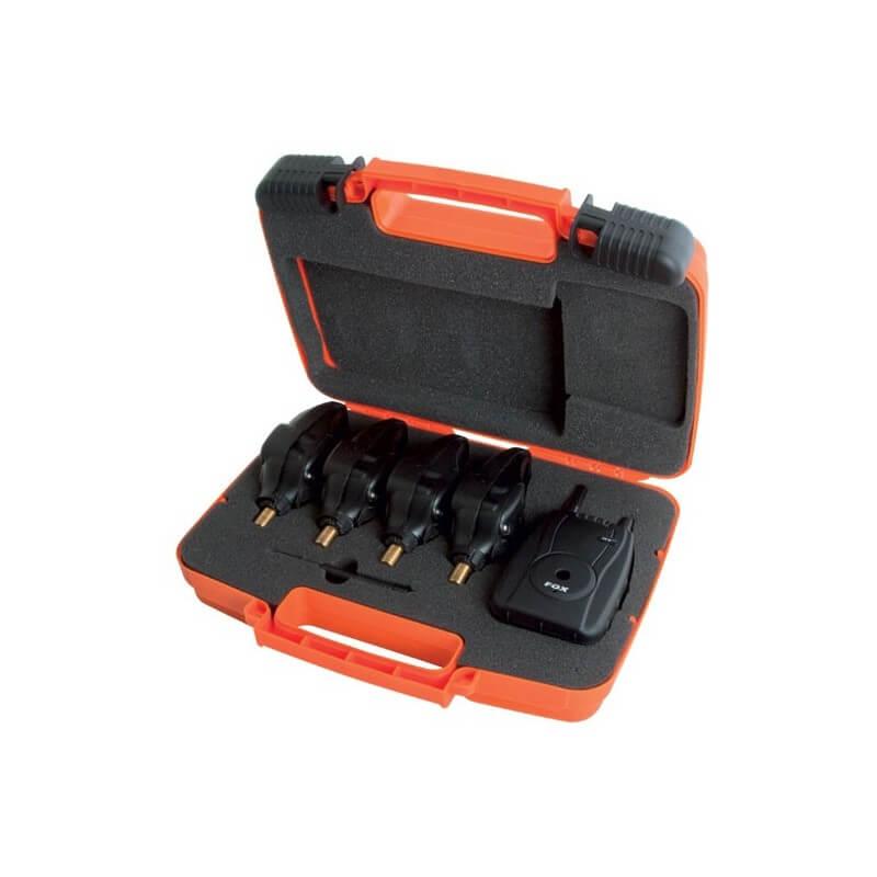 Sada signalizátorov FOX Micron MXR+ Sets - Rybárske potreby LM Rybárstvo