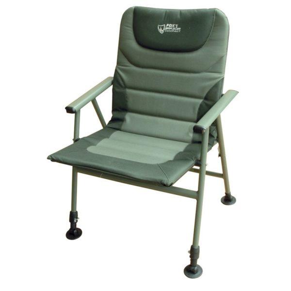 Kreslo FOX Warrior Compact Arm Chair