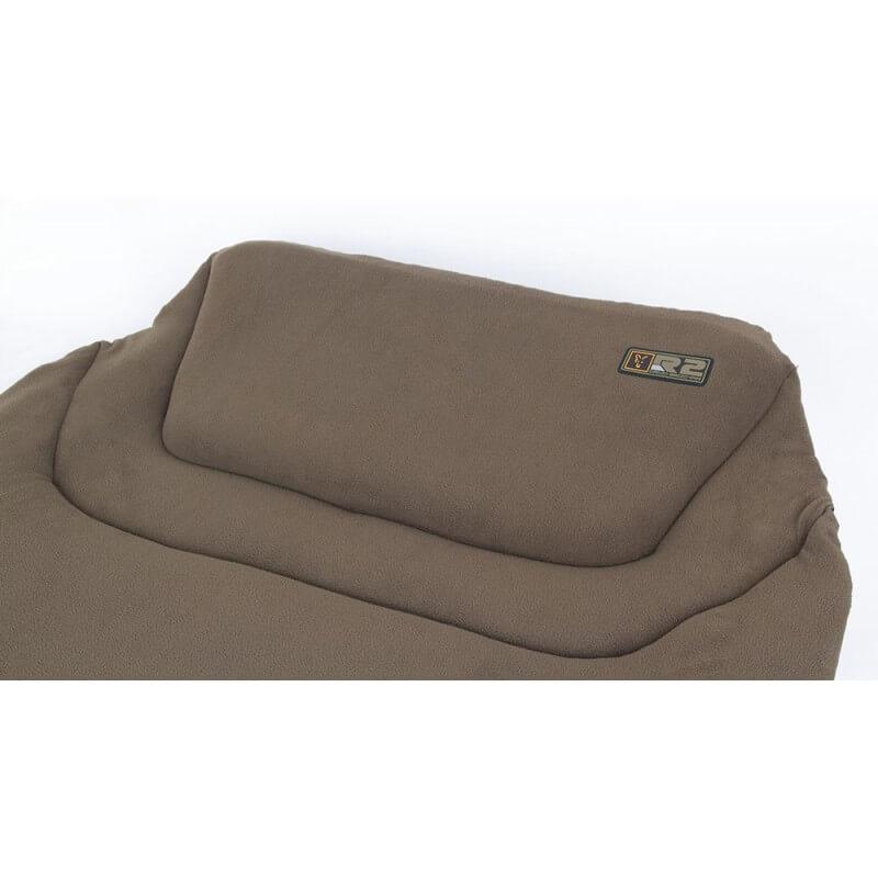 Lehátko FOX Camo Bedchair R Series