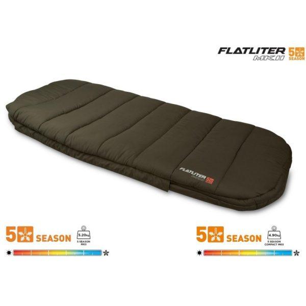 Spací vak FOX Flatliter MKII 5 Season Sleeping Bag