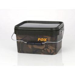 p 2 9 7 6 2976 thickbox default Plastovy kybel FOX Camo Square Carp Bucket