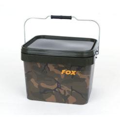p 2 9 7 8 2978 thickbox default Plastovy kybel FOX Camo Square Carp Bucket