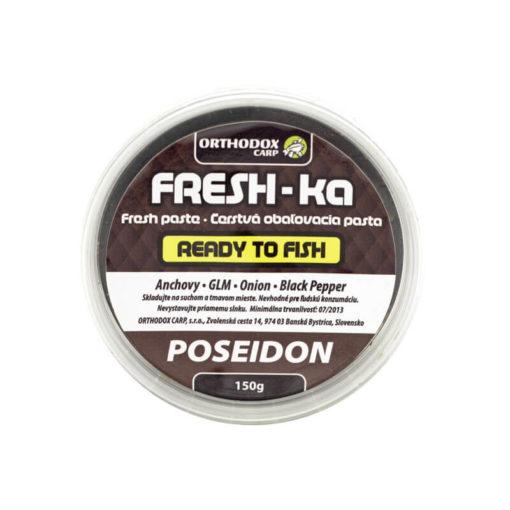 Obalovacia Pasta Orthodox Carp Fresh-ka Poseidon - Rybárske potreby LM Rybárstvo