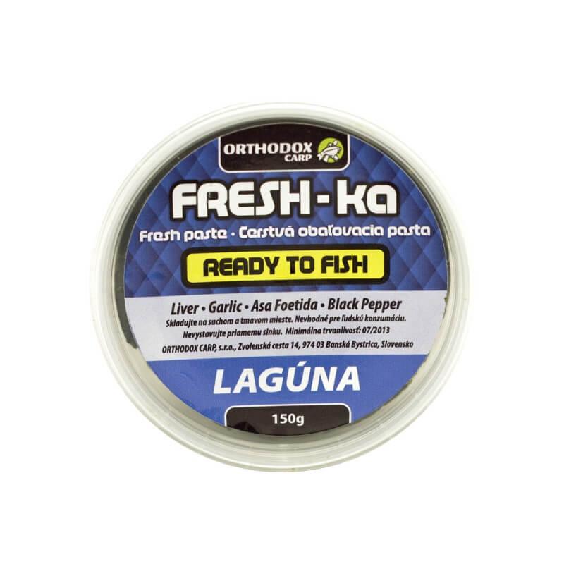 Obalovacia Pasta Orthodox Carp Fresh-ka Lagúna - Rybárske potreby LM Rybárstvo
