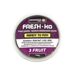 Obalovacia Pasta Orthodox Carp Fresh-ka 3 Fruit - Rybárske potreby LM Rybárstvo