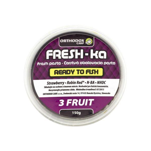 Obalovacia Pasta Orthodox Carp Fresh-ka 3 Fruit