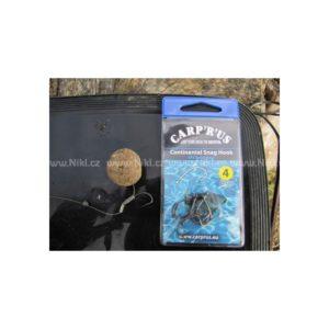 Háčik Carp´R´Us Continental Snag Hook ATS – Rybarske Potreby