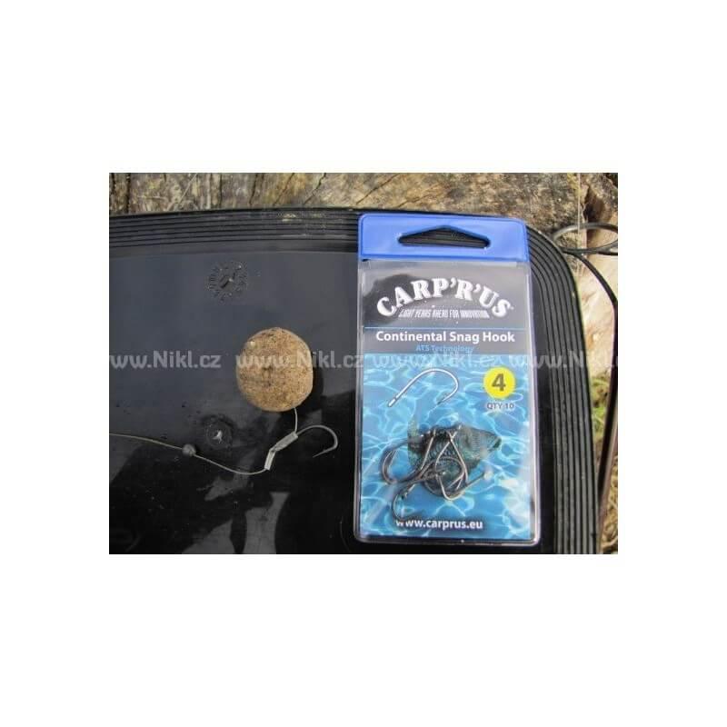 Háčik Carp´R´Us Continental snag Hook ATS - Rybárske potreby LM Rybárstvo