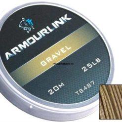 Nadväzcová šnúrka NASH ARMOURLINK GRAVEL brown hneda strkova - Rybárske potreby LM Rybárstvo