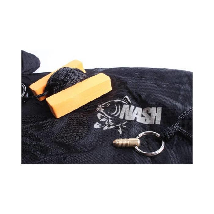 Prechovávací sak NASH Zip Sack Safety System - Rybárske potreby LM Rybárstvo