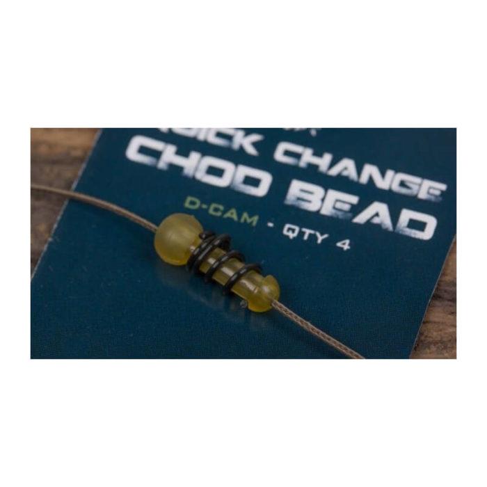 NASH Quick Change Chod Bead 4ks - Rybárske potreby LM Rybárstvo
