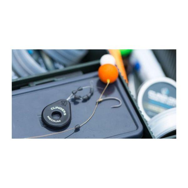 Zarážky NASH Clingers Tungsten ťažké small/malé