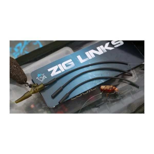 Hadička proti zamotaniu NASH Zig Links 3ks