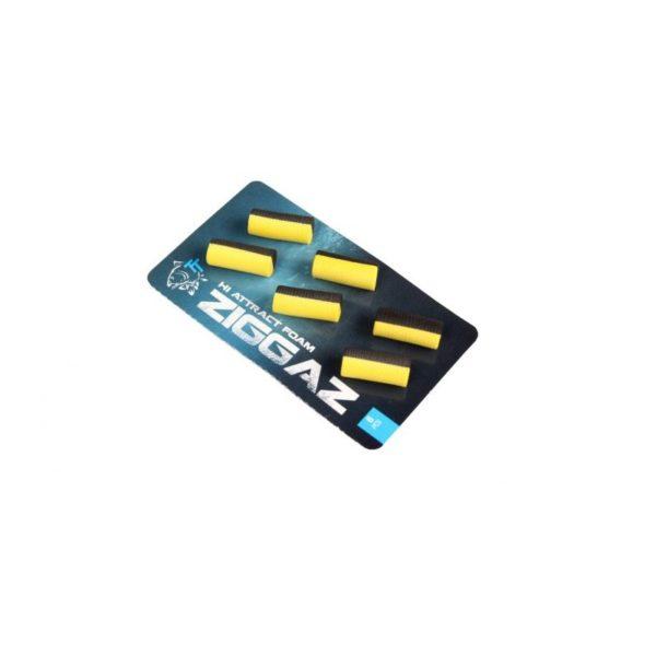 NASH Ziggaz peny Čierna/Žltá