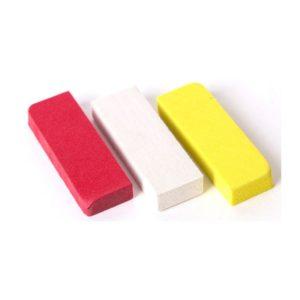 Plávajúca Pena NASH Rig Foam Žltá/Biela/Červená