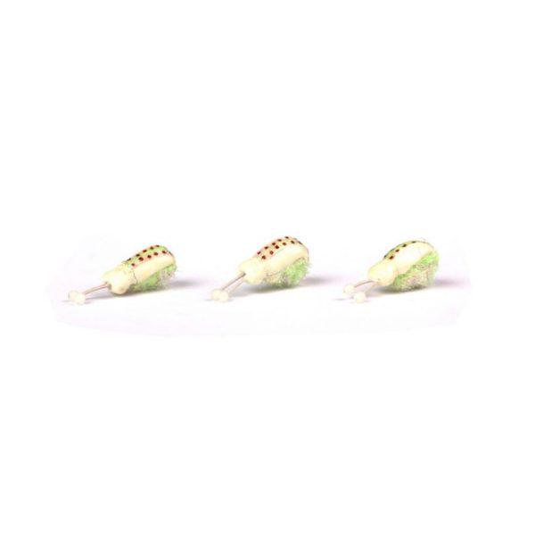 NASH Zig Bugs Glow Beetle Critter /svietiaci chrobák/ 3ks