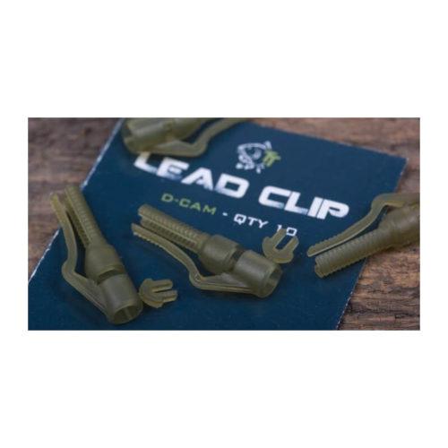 Záveska na olovo NASH Lead Clip 10ks - Rybárske potreby LM Rybárstvo