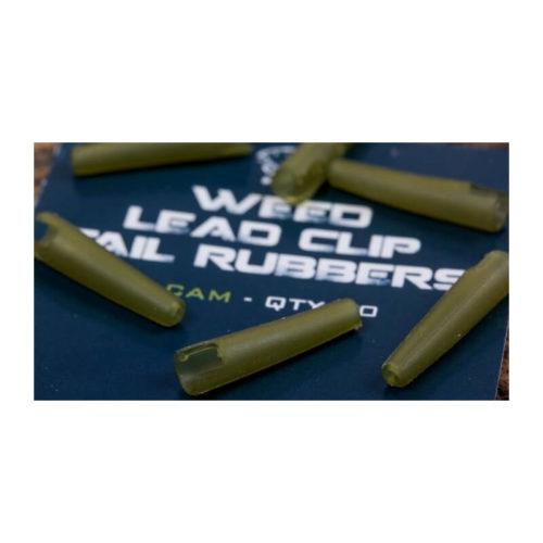 Prevlek na závesku NASH Lead Clip Tail Rubbers Diffusion Camo 10ks - Rybárske potreby LM Rybárstvo