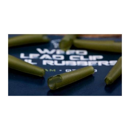 p 4 0 4 8 4048 thickbox default Prevlek na zavesku NASH Lead Clip Tail Rubbers Diffusion Camo 10ks