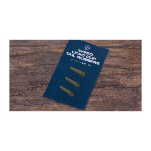 p 4 0 4 9 4049 thickbox default Prevlek na zavesku NASH Lead Clip Tail Rubbers Diffusion Camo 10ks