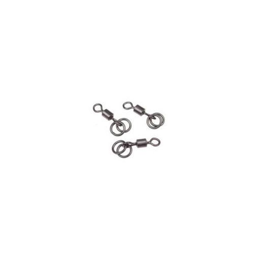 Obratlíky NASH Micro Ring Swivel - Rybárske potreby LM Rybárstvo