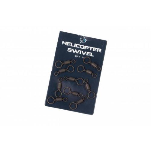 Obratlíky NASH Double Ring Swivel 8ks - Rybárske potreby LM Rybárstvo