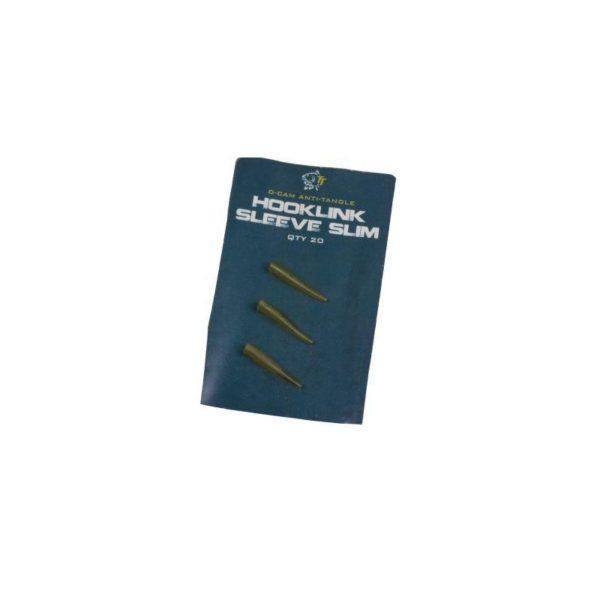 Prevlek proti zamotaniu NASH Hooklink Sleeves Slim 20ks