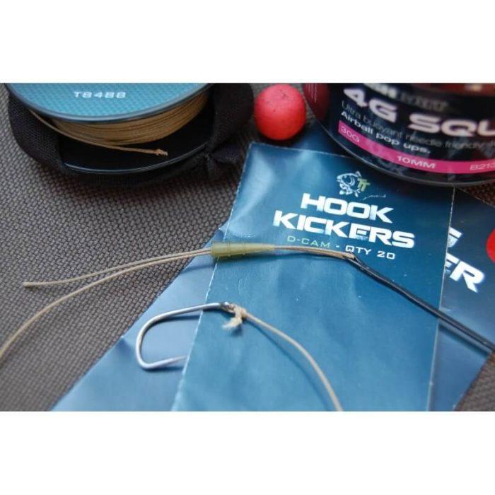 Vlasové rovnátka NASH Hook Kickers - Rybárske potreby LM Rybárstvo