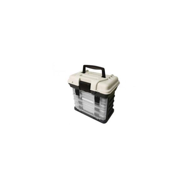 Prepravný box Delphin MB-01 + 4ks krabíc B03