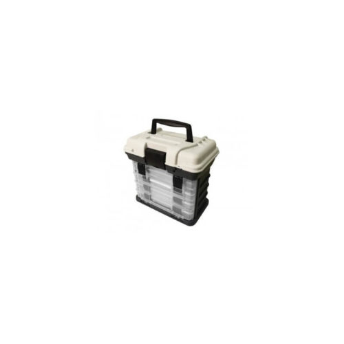 Prepravný box Delphin MB-01 + 4ks krabíc B03 - Rybárske potreby LM Rybárstvo