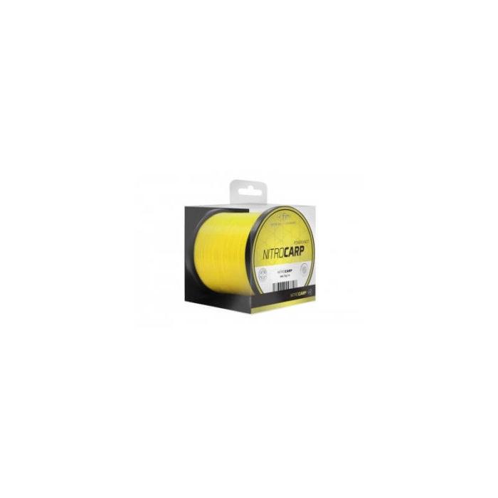 FIN NITRO CARP x-tra fluo žltá - Rybárske potreby LM Rybárstvo