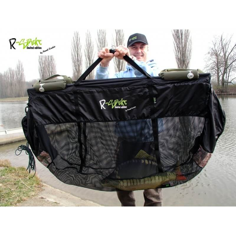Prechovávací sak vážiaca taška R-Spekt Monster - Rybárske potreby LM Rybárstvo